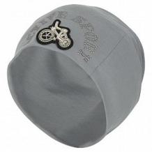 Купить шапка levelpro kids активный спорт, цвет: серый ( id 10458272 )