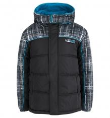 Купить куртка ixtreme by broadway kids, цвет: черный/серый ( id 7756075 )