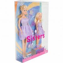 Купить набор кукол defa в сиреневом платье 28 см ( id 9949821 )