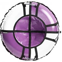 Купить тюбинг hubster sport pro, фиолетовый/серый ( id 10732463 )