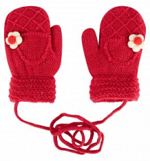 Купить варежки bony kids, цвет: красный ( id 9766416 )