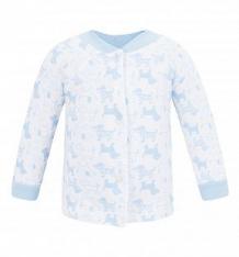 Купить джемпер чудесные одежки 540157, цвет: белый/голубой ( id 5779927 )