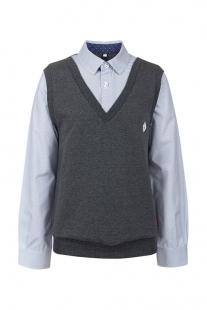 Купить рубашка-обманка nota bene ( размер: 158 158 ), 12763679
