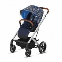 Купить прогулочная коляска cybex balios s, цвет: turst ( id 11004758 )