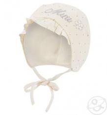 Купить шапка ewa mini, цвет: бежевый ( id 2719889 )