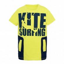 Купить футболка иново, цвет: желтый ( id 12810844 )