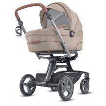 Купить коляска inglesina quad system 4 в 1 на шасси quad titanium black cognac ka60l0rds4