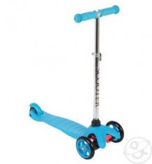 Купить самокат leader kids lk-102, цвет: blue ( id 10399535 )