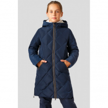 Купить finn flare kids пальто для девочки ka18-71003 ka18-71003