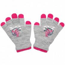 Купить перчатки yo!, цвет: серый ( id 12051064 )