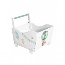 Купить continent decor moscow накопитель для игрушек коляска скандинавский мишка tds.csb.9003.pr.01