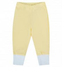 Купить брюки бамбук, цвет: желтый/белый ( id 3748538 )