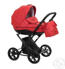 Купить коляска-люлька для новорожденного mr sandman rustle, цвет: красный ( id 9752541 )