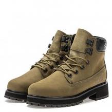 Купить ботинки keddo, цвет: хаки ( id 12013090 )