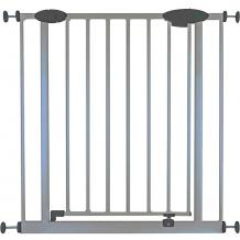 Купить барьер-ворота в дверной проём nordlinger sofia, 73-81см, серый ( id 13278138 )