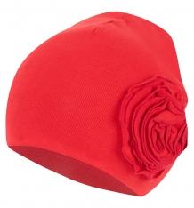 Купить шапка апрель ветер, цвет: красный дгш778200