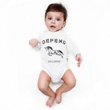 Купить боди beverly kids, цвет: белый ( id 11988220 )