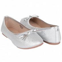 Купить туфли santa&barbara, цвет: серебрянный ( id 11228720 )