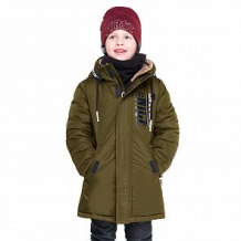 Купить куртка boom by orby, цвет: хаки ( id 11116706 )