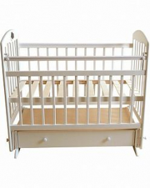 Купить кроватка briciola 8, цвет: слоновая кость ( id 2764115 )
