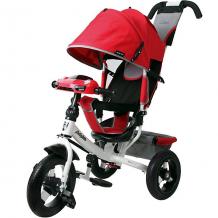 """Купить трехколесный велосипед moby kids """"comfort air car 2"""" 12x10, красный ( id 8317131 )"""
