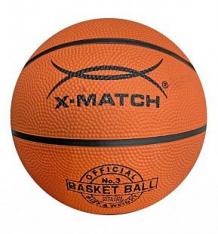 Купить баскетбольный мяч x-match (размер 3) 18 см ( id 10297880 )