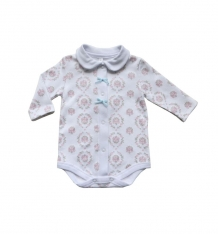 Купить боди soni kids, цвет: белый/розовый ( id 3465626 )