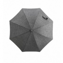 Зонт для коляски Stokke Xplory V6 Black Melange, черный меланж Stokke 996964359