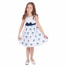 Купить платье малинка, цвет: белый ( id 11359276 )
