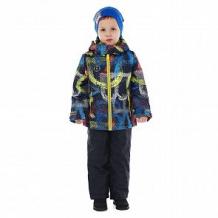 Купить комплект куртка/полукомбинезон alpex, цвет: синий/красный ( id 12505870 )