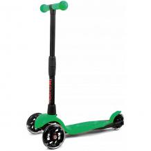Купить трехколесный самокат buggy boom alfa model, зеленый ( id 8004603 )