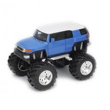 Купить welly 47003 велли модель машины 1:34-39 toyota fj cruiser big wheel