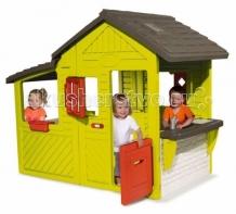 Купить smoby игровой домик садовод 2015 310300