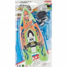 Купить лодка игруша цвет: салатовый/оранжевый, 23 см ( id 10253969 )