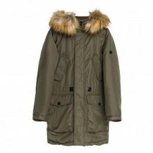Купить куртка boom by orby, цвет: хаки ( id 11689966 )