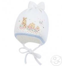 Купить шапка jamiks, цвет: белый/голубой ( id 6738282 )