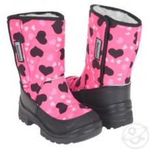 Купить сапоги kuoma tarravarsi, цвет: розовый ( id 11229632 )