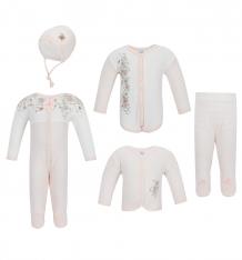 Купить комплект 5 предметов мамуляндия 62, цвет: розовый ( id 4372333 )