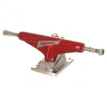 Купить подвеска для скейтборда tensor alum reg switch red/raw 5.25 (20.3 см) серый,бордовый ( id 1149569 )