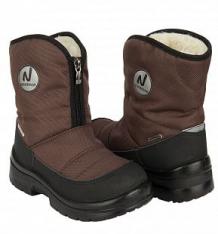 Купить сапоги nordman next, цвет: коричневый ( id 10031532 )