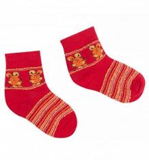 Носки MasterSocks, цвет: красный ( ID 6499015 )