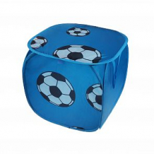 Купить корзина для игрушек наша игрушка футбол ( id 12745450 )