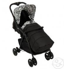 Купить прогулочная коляска cam curvi, цвет: графит/белый ( id 10353818 )