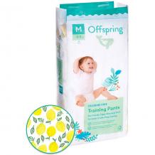 Купить трусики-подгузники offspring лимоны 6-11 кг, 42 шт ( id 17462127 )