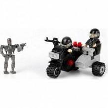 Купить конструктор город мастеров терминатор-2 мотоцикл ( id 4678165 )