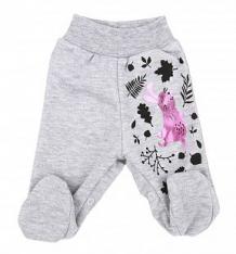 Купить ползунки koala cudenko, цвет: серый/розовый ( id 8190001 )