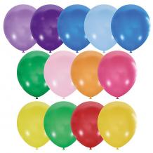 """Купить воздушные шары 12""""/30 см, серии пастель и декоратор, 100 шт ( id 7771083 )"""