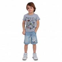 Купить футболка me&we, цвет: серый ( id 11950600 )