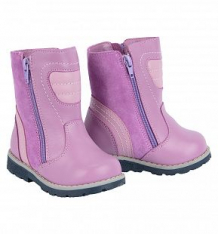 Сапоги Зебра, цвет: фиолетовый ( ID 6908101 )