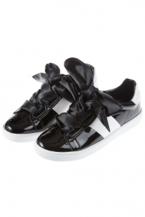 Купить сникерсы jeffrey campbell pabst-r black white